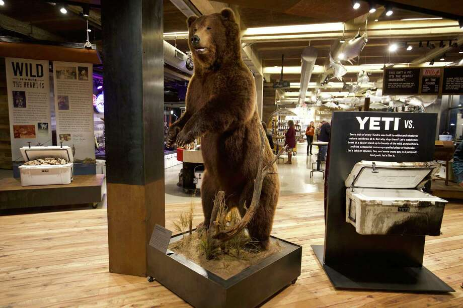 Yeti is opening an 8,000-square-foot store at 220 South Congress Avenue in Austin on Thursday, Feb. 23. Photo: Photo Provided By Yeti. / © Geoff Duncan