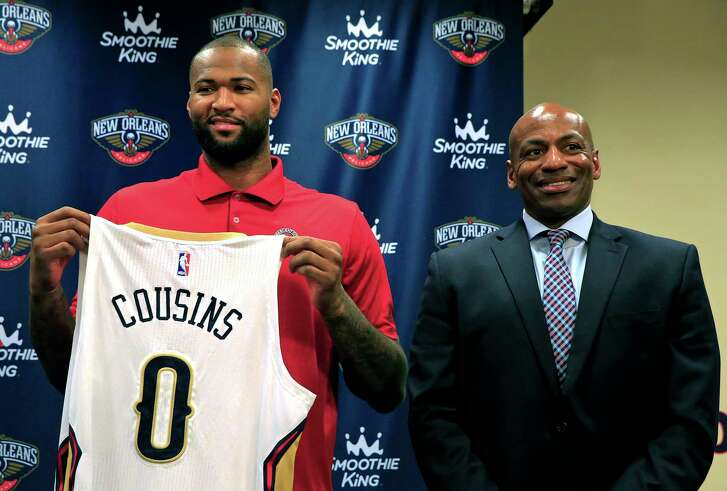 Only time will tell what DeMarcus Cousins' addition means to the Pelicans. The Rockets will be the first to find out.