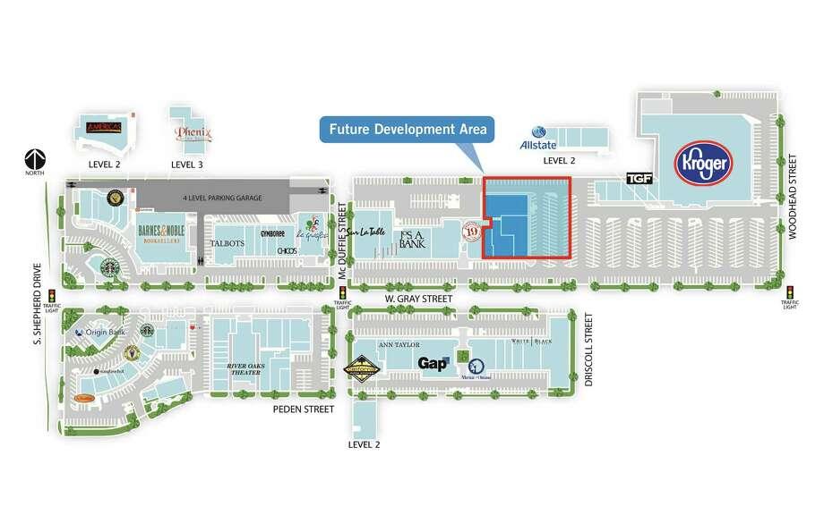River Oaks Shopping Center Photo: Weingarten Realty Investors
