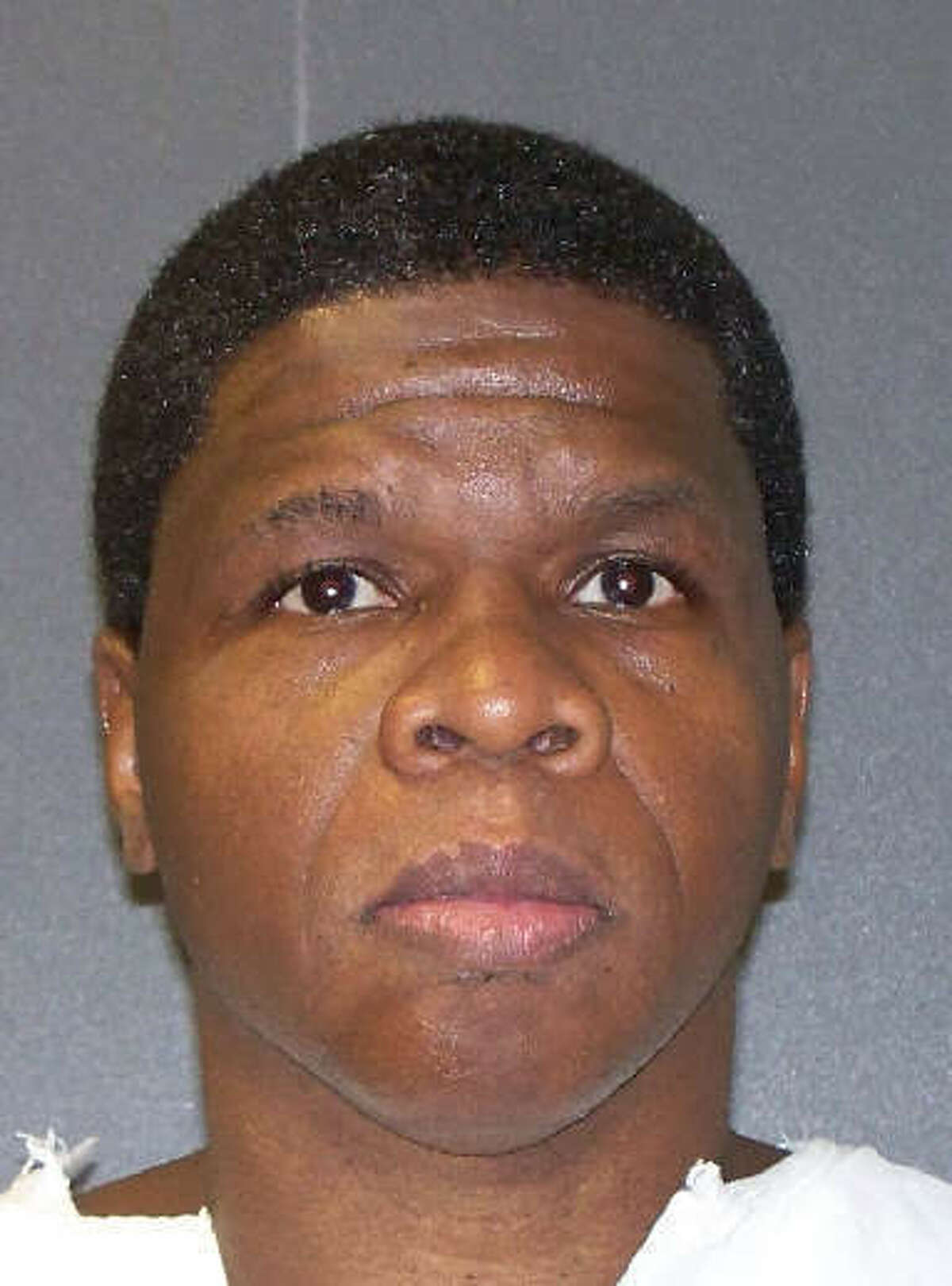 This undated photo provided by the Texas Department of Criminal Justice shows death row inmate Duane Buck. The Supreme Court has ordered a new court hearing for Texas prison inmate Buck who claims improper testimony about his race tainted his death sentence. (Texas Department of Criminal Justice via AP)