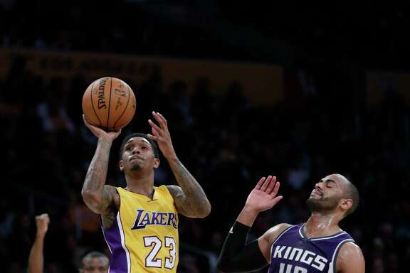 Lou Williams will give the Rockets instant offense off the bench.