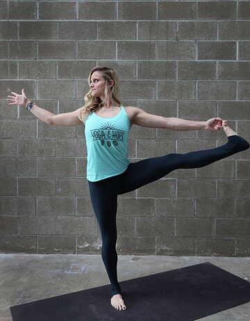 houston chronicle yoga challenge day seven standing leg