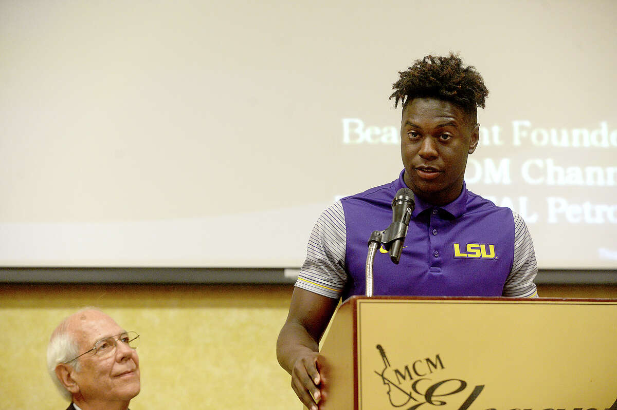 Kary Vincent Jr., PA Memorial College: LSU Bowl Game: Citrus Bowl (LSU vs. Notre Dame) When: Jan. 1, 12 p.m. on ABC Where: Orlando
