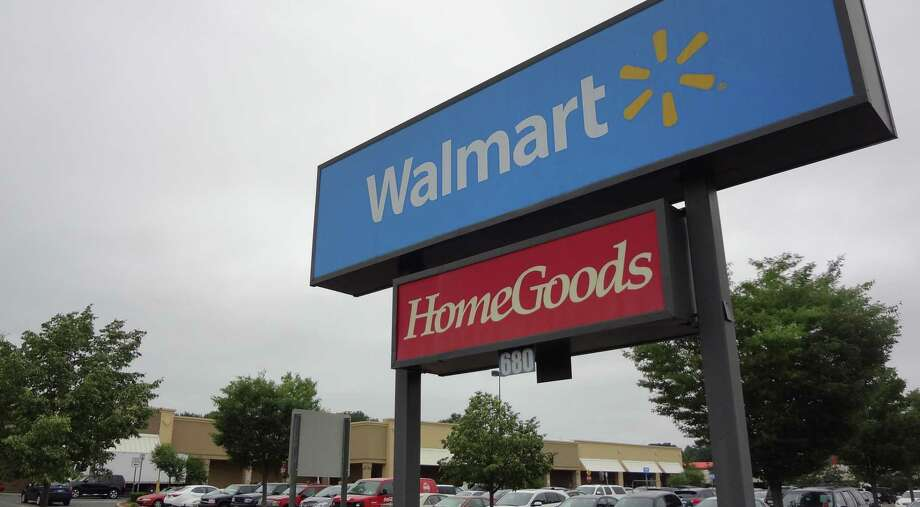 The HomeGoods store at the Walmart plaza on Connecticut Ave  in Norwalk   Conn. HomeGoods parent to launch new concept store   The Hour