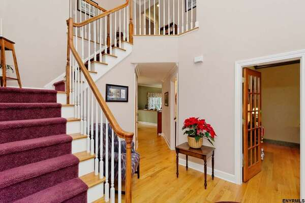 $465,000,  417 Ridgehill Rd., Guilderland, 12303. Open Sunday, Feb. 26, 1 p.m. to 3:30 p.m.   View listing