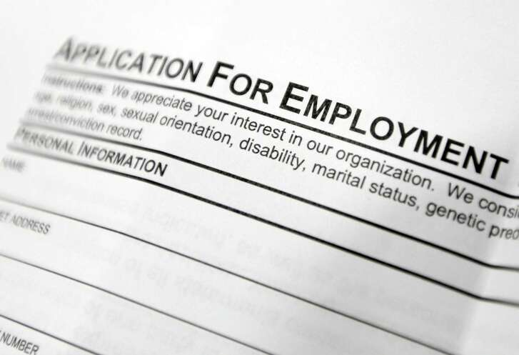 The Labor Department said Thursday that 244,000 Americans applied for jobless aid last week, up by 6,000 from the previous week.