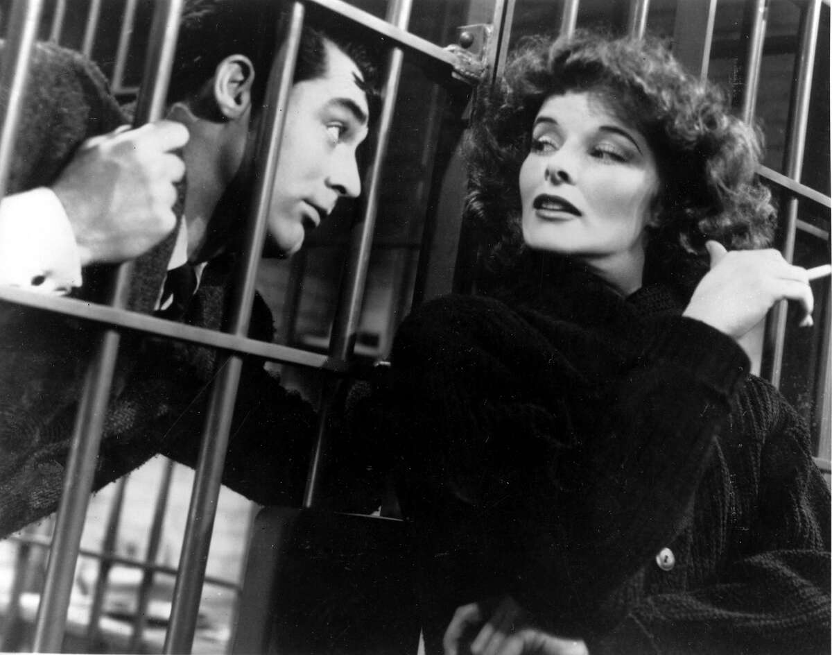 Katharine Hepburn You know her from: