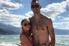 Forward Sam Dekker (7) also stopped by Puerto Vallarta, Mexico with his girlfriend.  