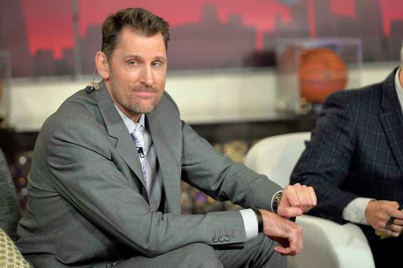Normally an analyst, Brent Barry will take on the play-by-play role for Monday's Rockets game on TNT.
