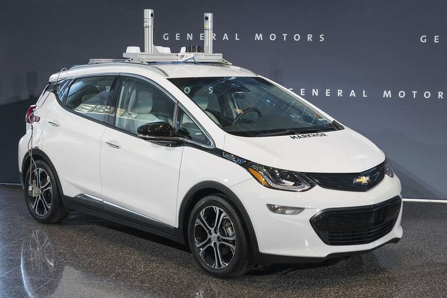 General Motors is trying to persuade state lawmakers across the country to pass legislation that would help it — and possibly hurt competitors. Photo: Steve Fecht, Associated Press