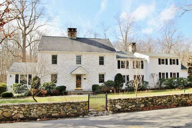 This colonial at 239 Eden Road in Stamford, Conn., with old world charm and modern amenities, was the place where the Sullivan family grew for the past nine years. It is listed with Berkshire Hathaway New England Properties for $1.1 million.