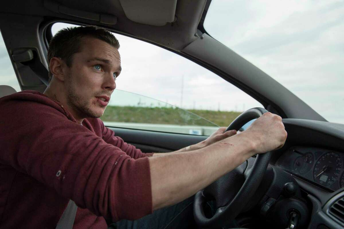 """Nicholas Hoult was one of the stars of one of the greatest chase movies of all time, """"Mad Max: Fury Road."""" He also made this movie full of fast cars, which is being rolled out with much less fanfare. Hoult is Casey, a driver who gets caught between a couple of bad guys (world-class scenery chewers Anthony Hopkins and Ben Kingsley) in an effort to save his girlfriend (Felicity Jones). Could be fun; could also be a 10-car pileup. Not screened for critics"""