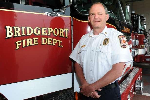 Bridgeport Fire Chief Richard E. Thode