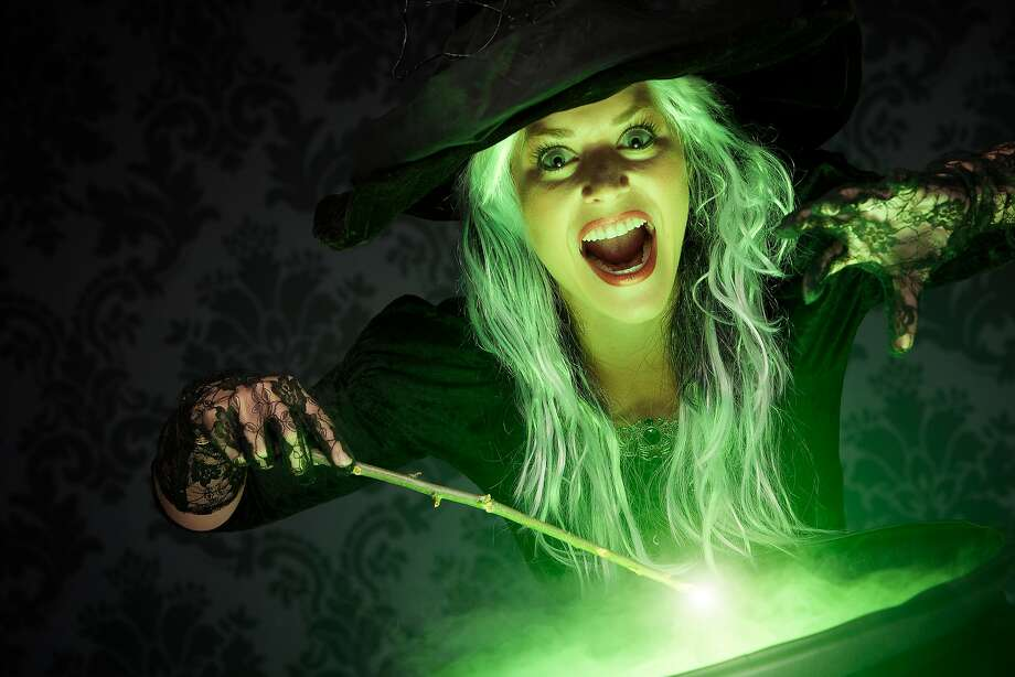 Witches around the world will cast a binding spell on President Donald Trump at the stroke of midnight Friday, Feb. 24. Photo: Inhauscreative, Getty Images