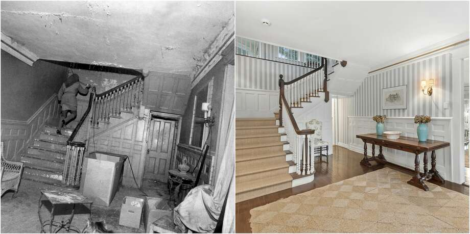 Photos The Grey Gardens Home In Hamptons Then And Now Was