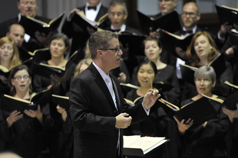 José Daniel Flores-Caraballo, artistic director of Albany Pro Musica, will direct the ensemble in a performance on Sunday at Troy Savings Bank Music Hall. (Submitted photo)