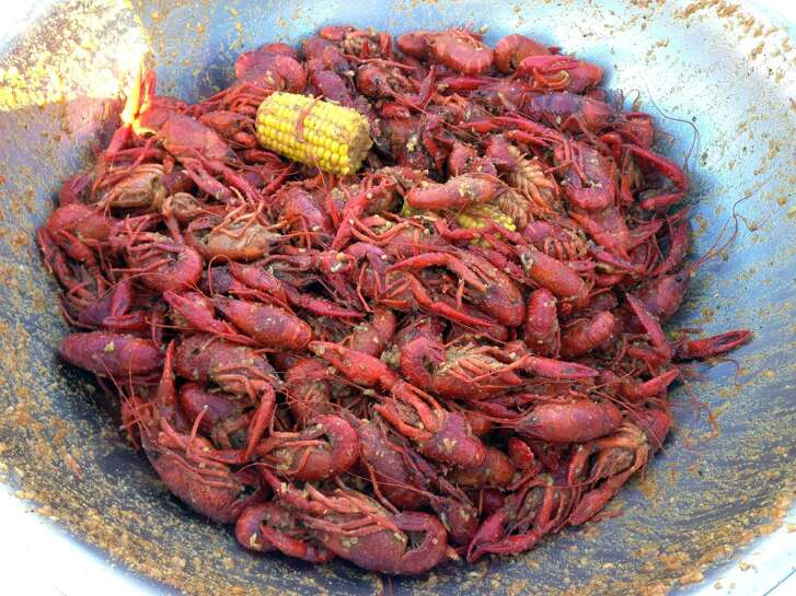It's mudbug time, y'all. Crawfish are big enough and cheap enough now that they're coming in by the boatload — literally.
