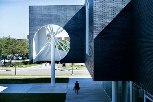 The Moody Center for the Arts at Rice University open to the public on Friday, Feb. 24. The center offers a okay for the arts, humanities and sciences. Thursday, Feb. 23, 2017, in Houston.