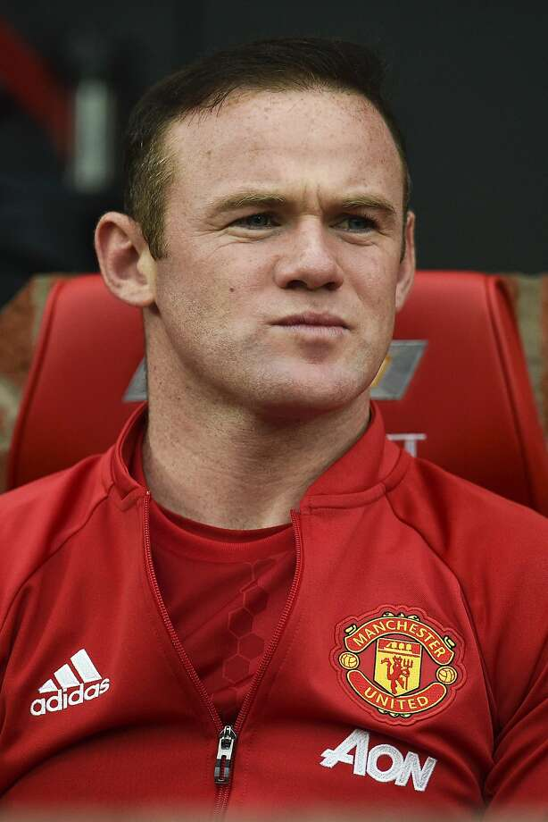 Wayne Rooney left Everton for United in 2004. Photo: OLI SCARFF, AFP/Getty Images