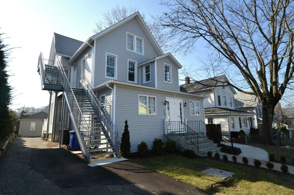 The house at 17 Quintard Ave. that may become a a halfway house under the new ownership on Thursday February 23, 2017 in Norwalk Conn.
