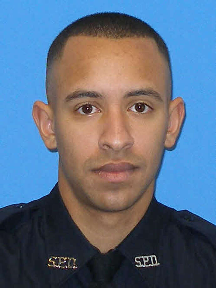 Schenectady Police Officer Mark Weekes (Schenectady Police Department photo)