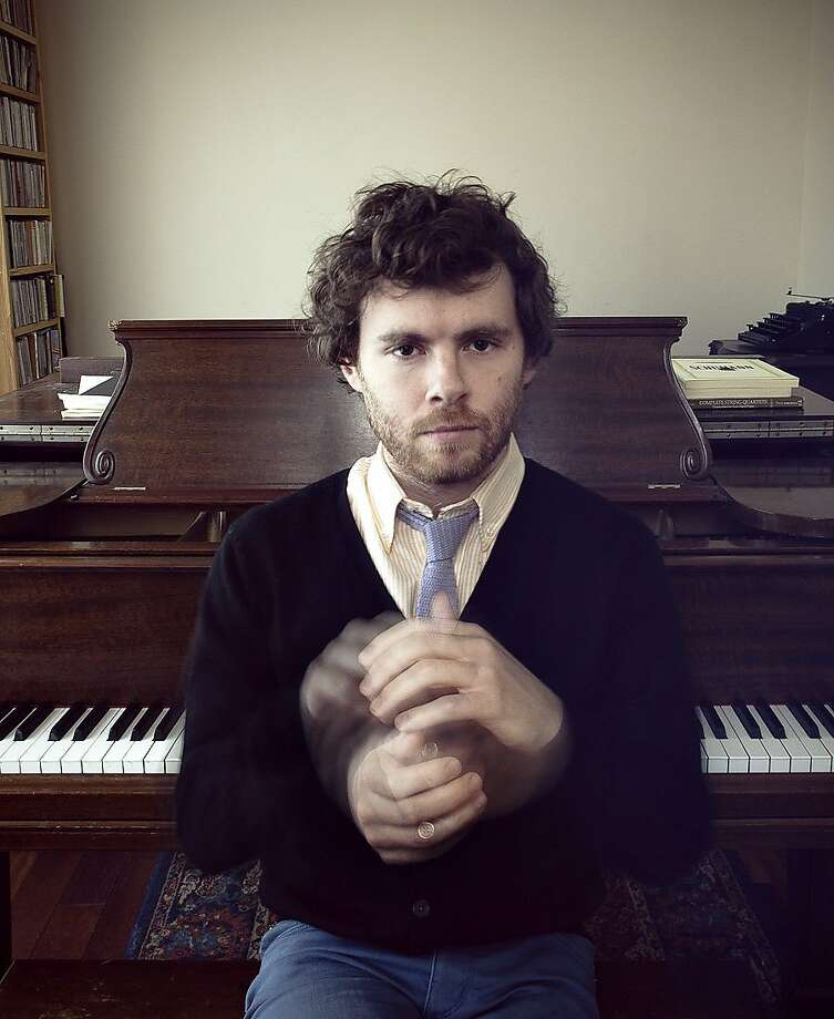 Gabriel Kahane will perform his own piece and a work from Schumann. Photo: Courtesy SF Performances