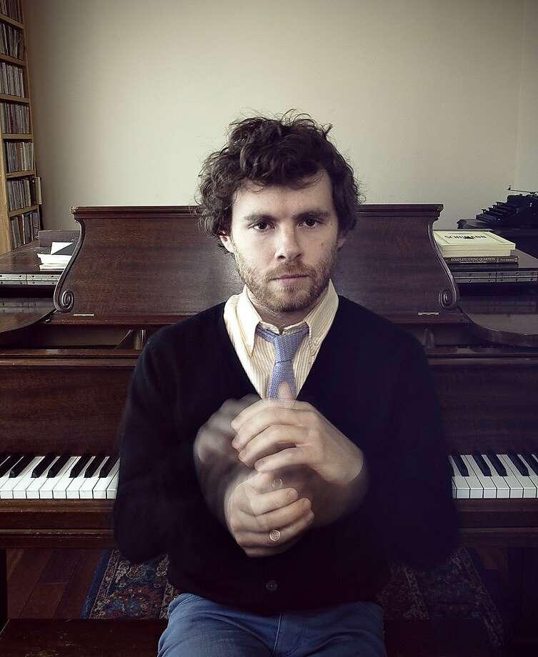 Composer-performer Gabriel Kahane Photo: Courtesy SF Performances