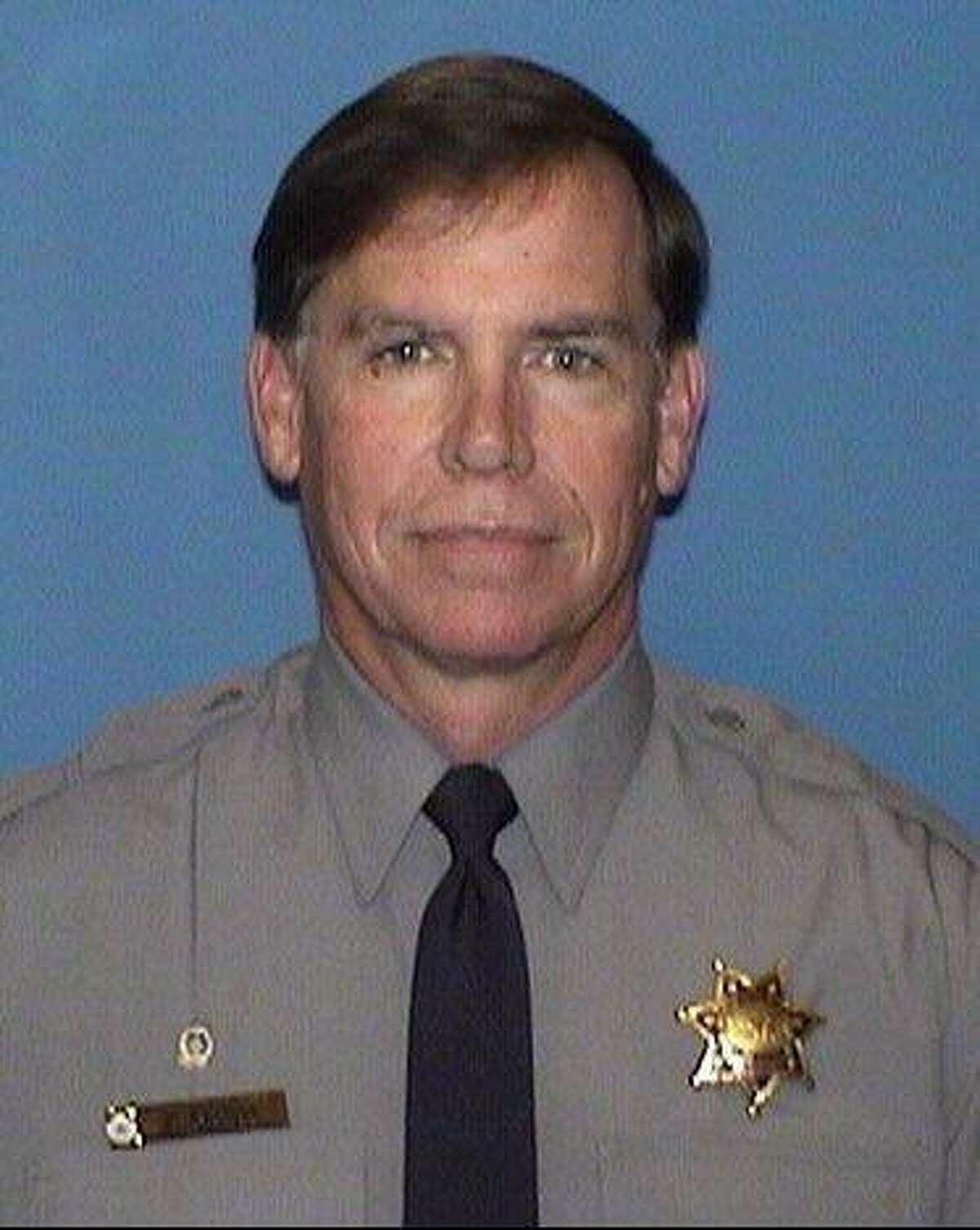 Alameda County Deputy Sheriff Michael Foley