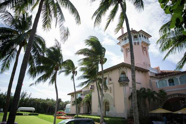 President Donald Trump's Mar-a-Lago resort in Palm Beach, Fla., Dec. 30, 2016. The same day the Trump Organization announced its appointment of a pair of ethics monitors to advise on potential conflicts of interest, the resort doubled its initiation fee to $200,000.