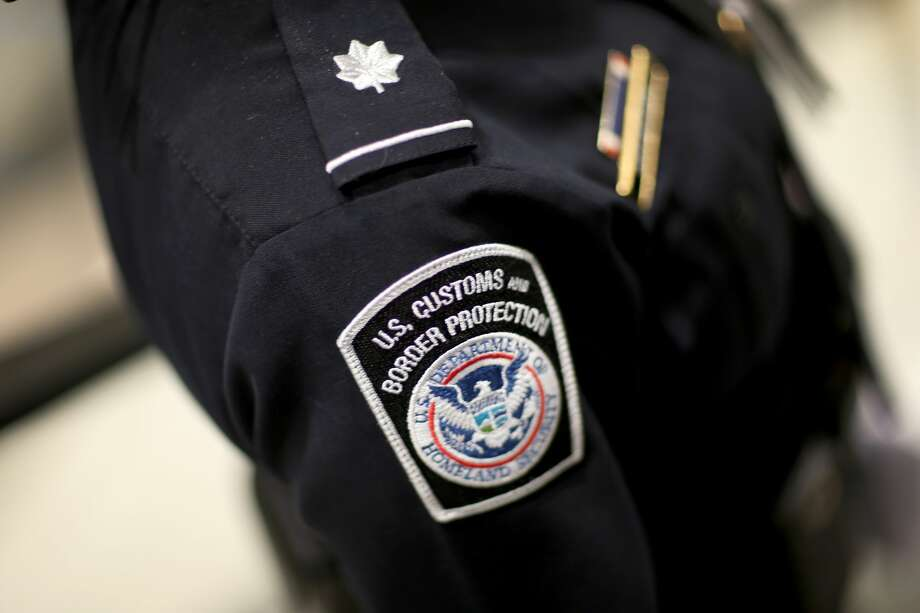 FILE-- A number of women allege that Customs and Border Protection officers have conducted invasive cavity searches.  Photo: Joe Raedle/Getty Images