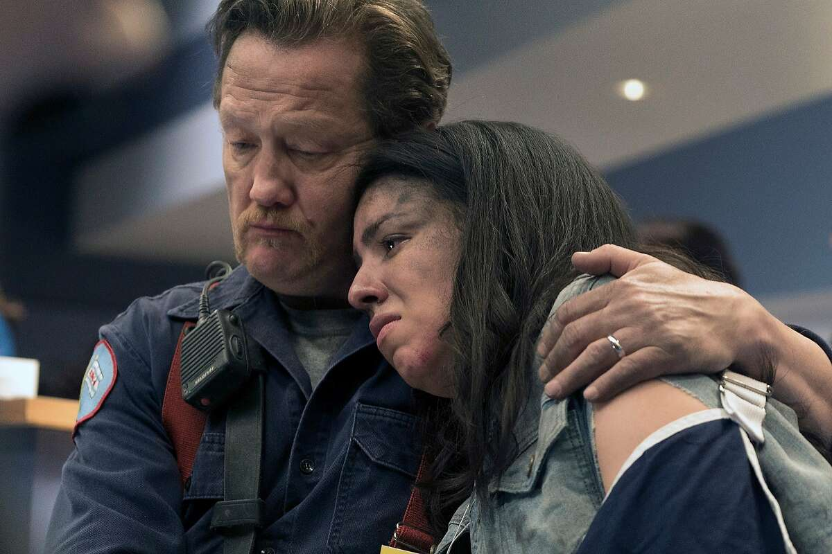 """CHICAGO FIRE -- """"Deathtrap"""" Episode 516 -- Pictured: Christian Stolte as Randall McHolland -- (Photo by: Elizabeth Morris/NBC)"""