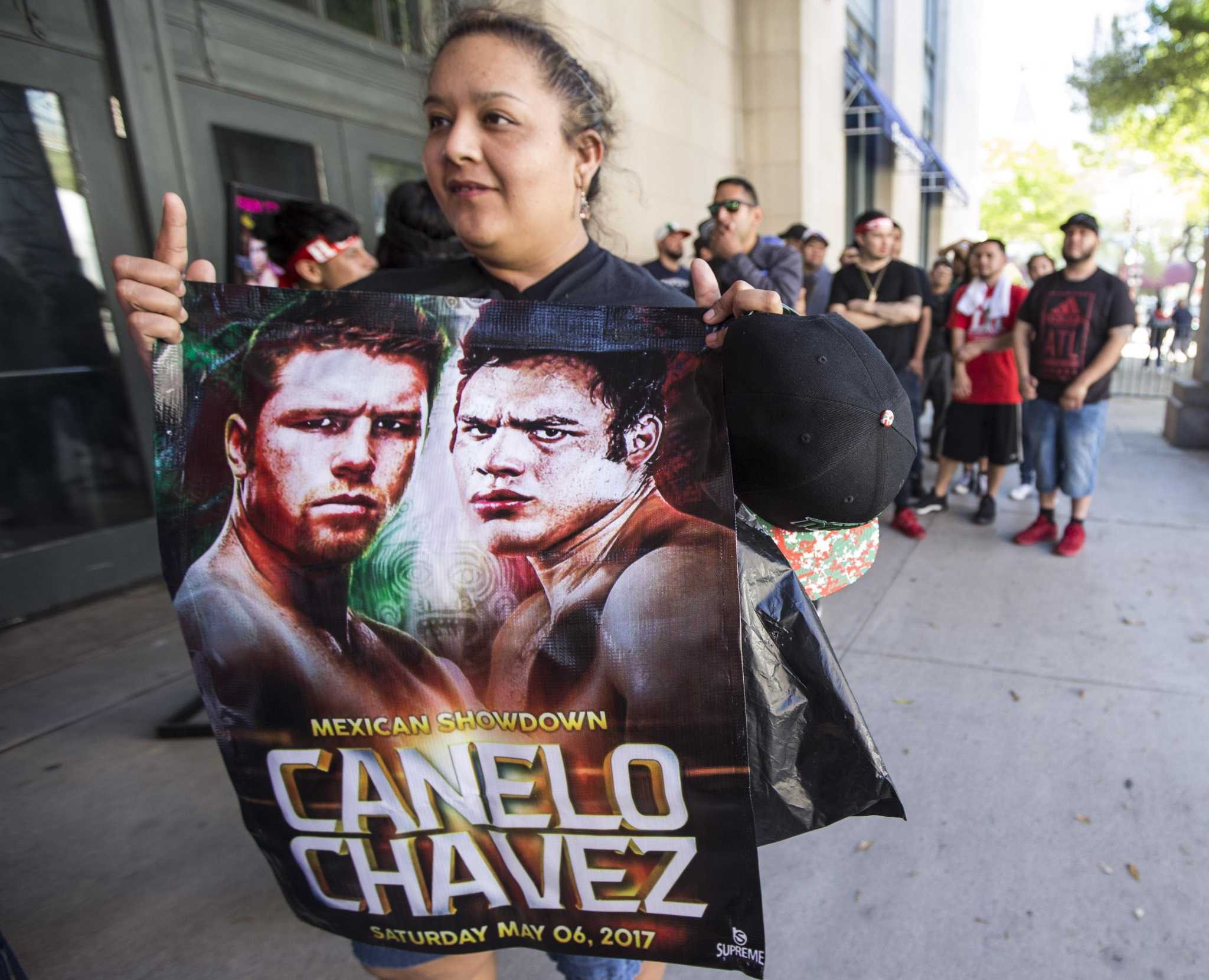 sports pick of the day canelo fight in houston