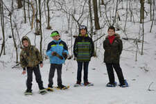Michigan State University Extension and 4-H partnered with Mid Michigan Community College on Feb. 11 to offer local families a day of free outdoor related activities during the Winter Blast.