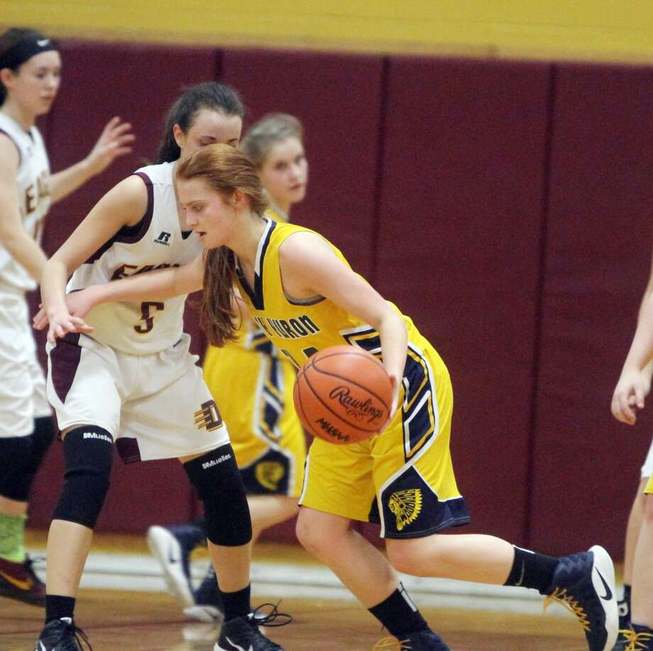 Deckerville 54, North Huron 34 Photo: Paul P. Adams/Huron Daily Tribune