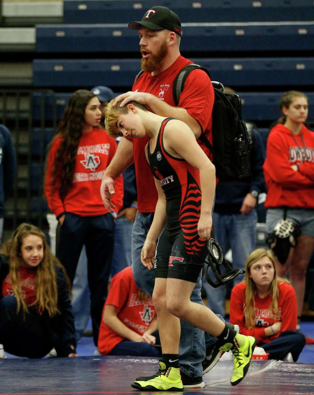 Would rather wrestle boys According to Mack Beggs' mom and grandmother, he would rather wrestle in the boys division, but UIL rules state that athletes must compete in the gender identified on the athlete's birth certificate.