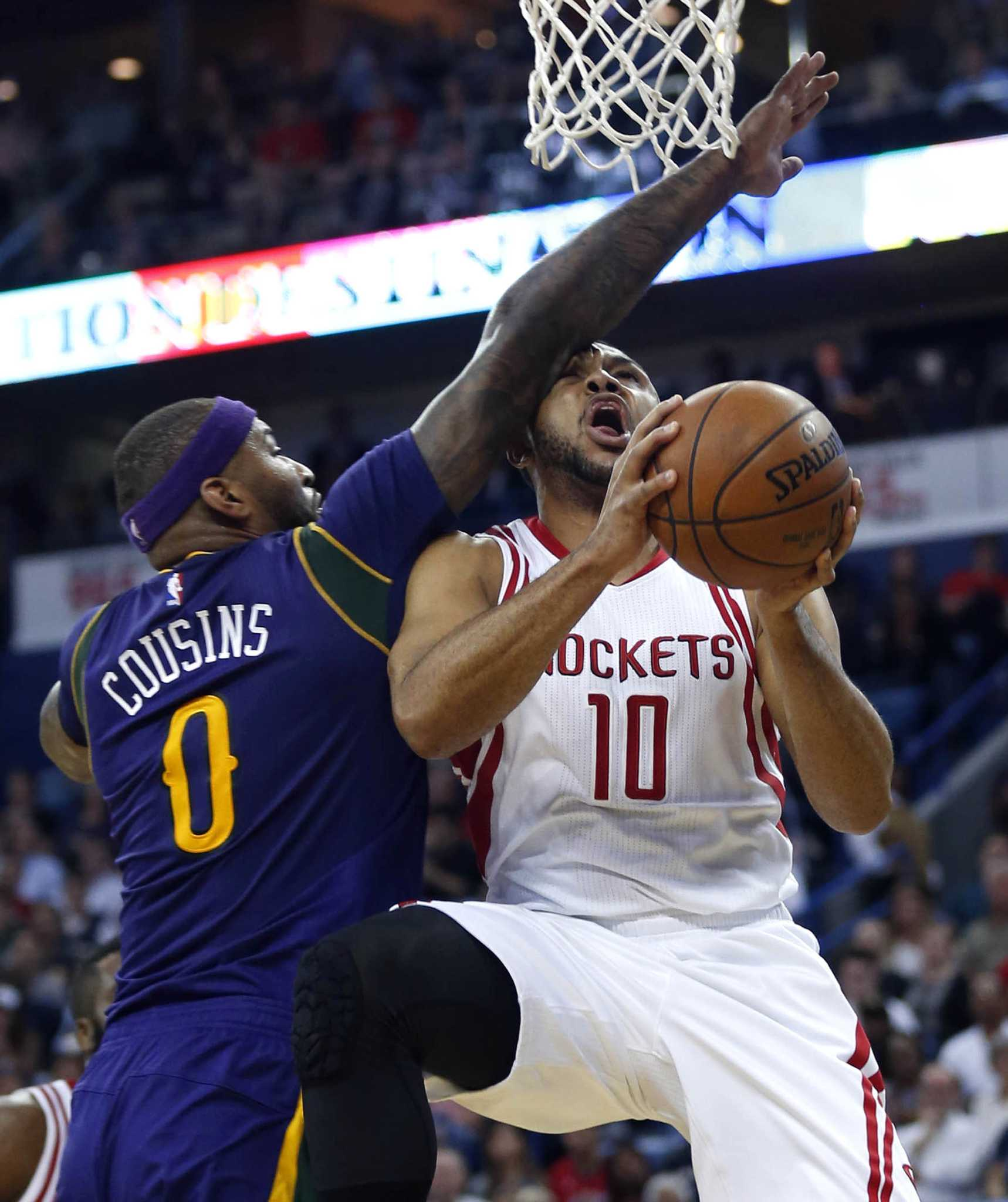 01ae47ee529f Lou Williams  debut with Rockets a hit in rout of Pelicans ...