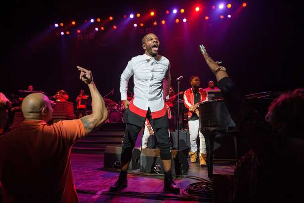 SATURDAY: 'KIRK FRANKLIN'       When: 8 p.m. Feb. 25    Where: Beaumont Civic Center, 701 Main Street, Beaumont    Cost:  $30-$50    Info: ticketmaster.com