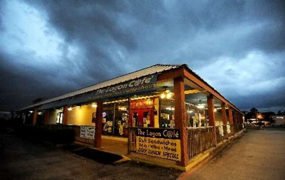 The Logon Cafe