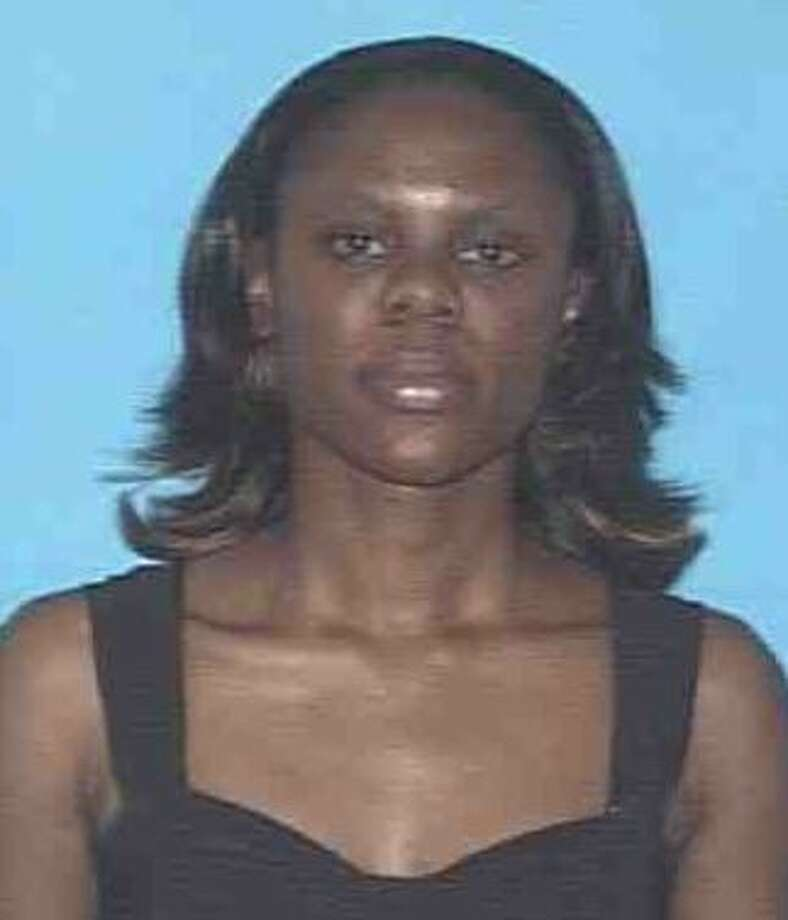CharityIngungu Asena of Spring is wanted by the Montgomery County Sheriff's Office on a charge of aggravated assault.Her warrant is active as of Thursday. Photo: Montgomery County Sheriff's Office