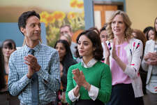 POWERLESS: ESSENTIALLY  CANCELLED  NBC has pulled their new superhero sitcom from the schedule, so its chances of being saved are next to nil. (NBC)