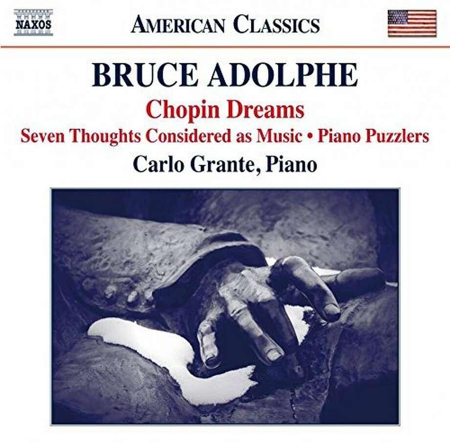 Bruce Adolphe, 'Chopin Dreams' Photo: Naxos