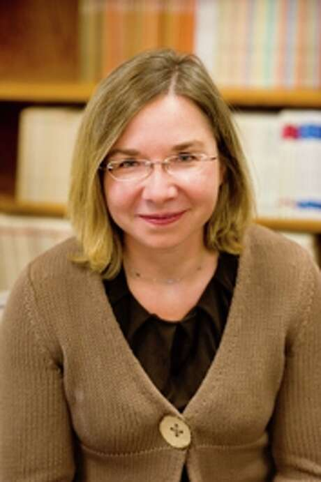 Katharine Hayhoe will speak at HARC's People and Nature Series on March 8 at the Museum of Fine Arts.