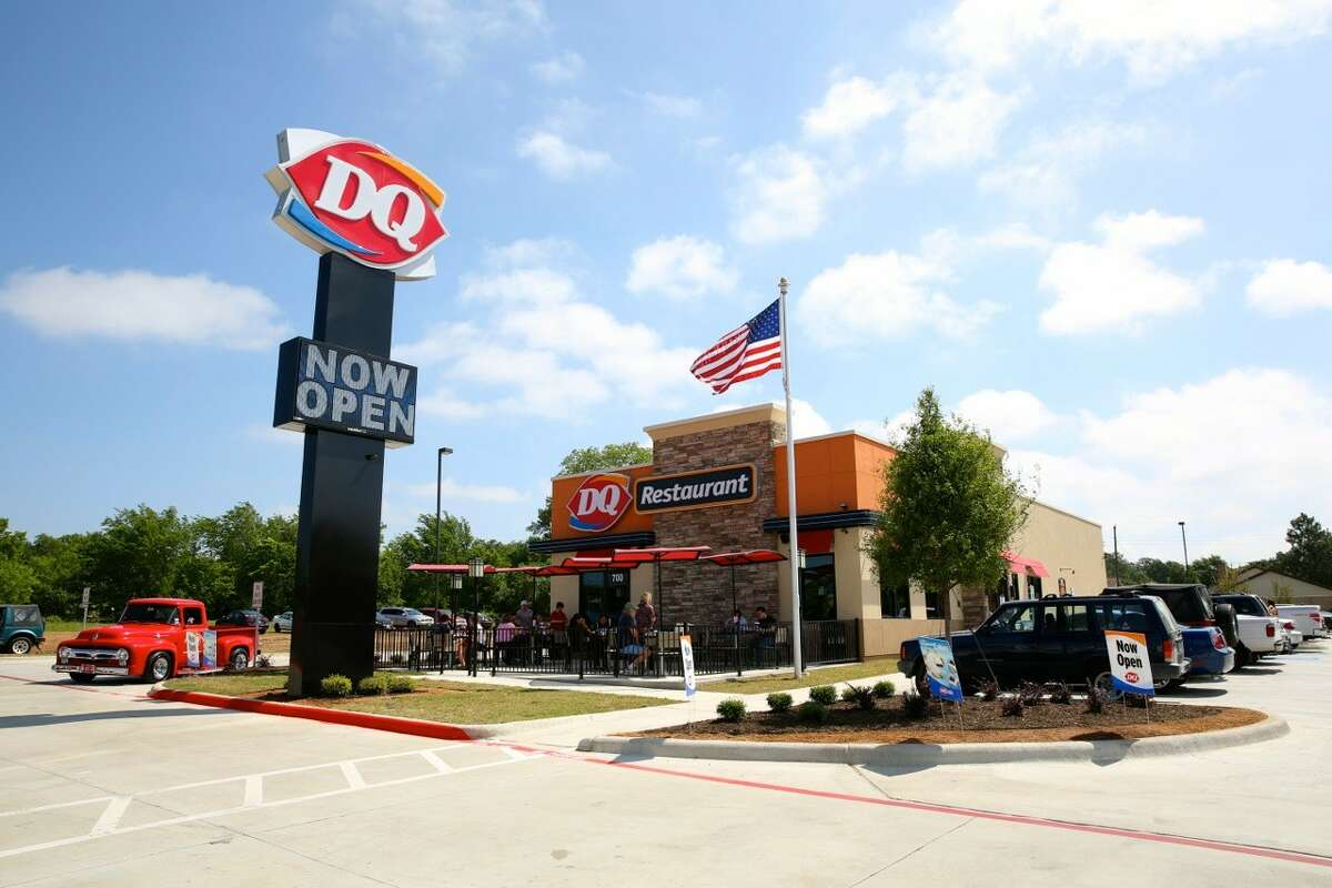 Dairy Queen is expanding in the Houston market. Click the gallery to see the 20 most successful fast-food chains in America.