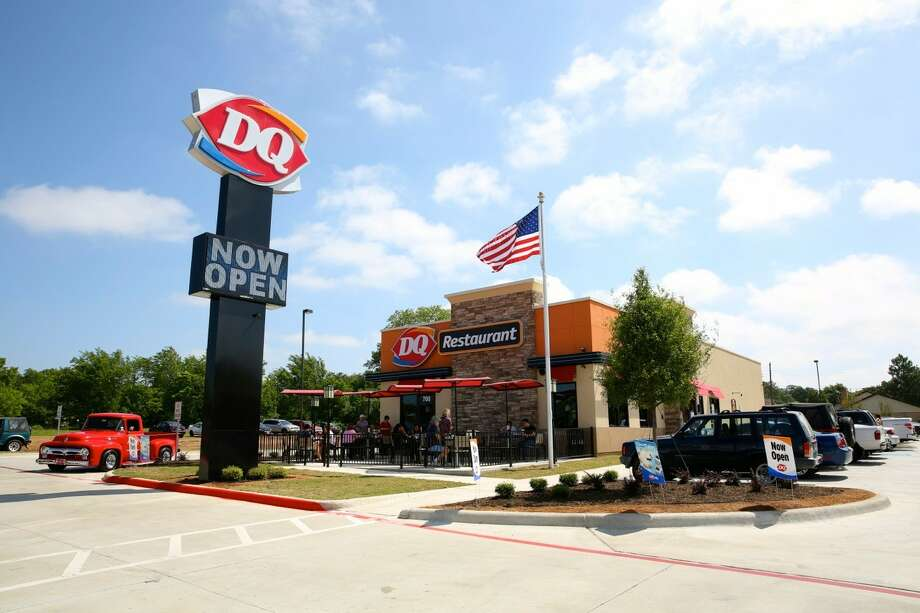 Dairy Queen is expanding in the Houston market. Click the gallery to see the 20 most successful fast-food chains in America. Photo: Dairy Queen