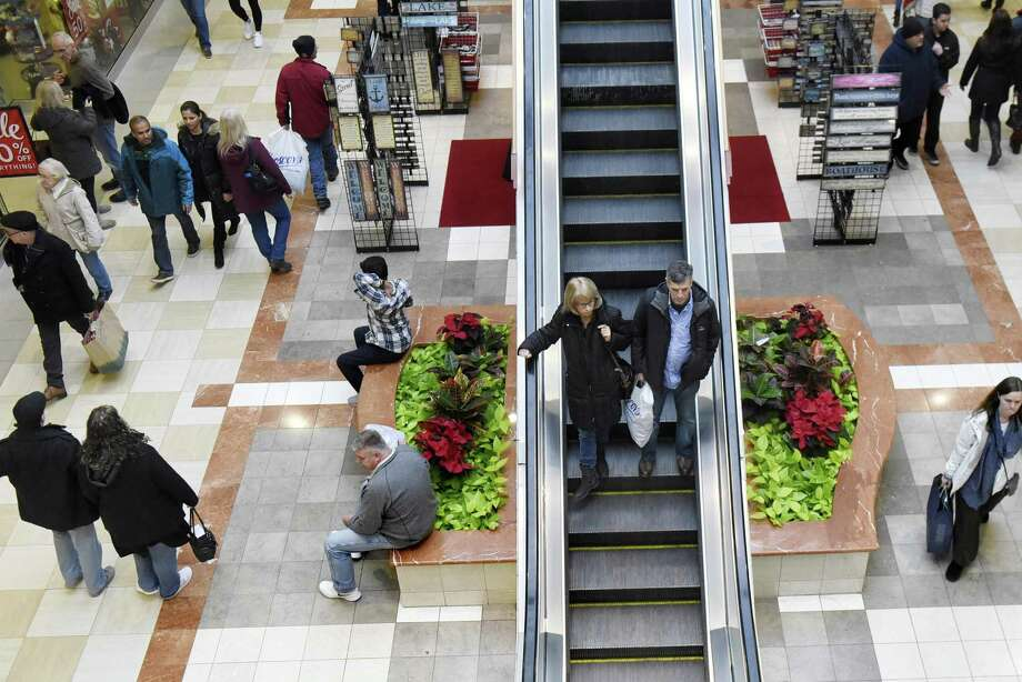 U.S. shoppers spent $3.7 trillion on retail goods including apparel, electronics and groceries in 2016, according to preliminary retail sales estimates from the U.S. Census Bureau, up from $3.6 trillion in 2015 and 2014. But, retailers and analysts worry consumers would spend less if President Donald Trump and congressional Republicans enact a series of proposals targeting trade. Photo: Cindy Schultz /Albany Times Union / Albany Times Union