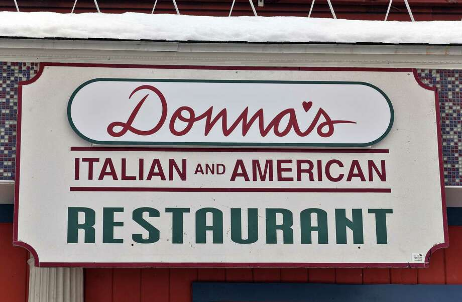 Donna's Italian Restaurant (former Minissale's) on 14th Street Wednesday Feb. 15, 2017 in Troy, NY.   (John Carl D'Annibale / Times Union) Photo: John Carl D'Annibale / 20039700A