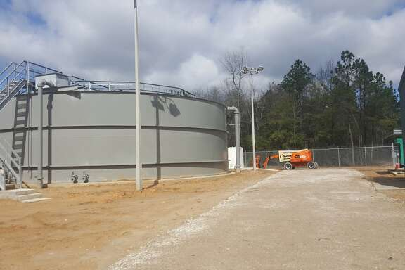 The Patton Village wastewater plant is expected to be brought online within the next week and Persons Service Company is expected to have the city's residences connected to the wastewater system in March.