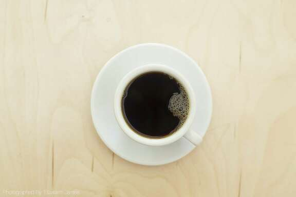 A cup of coffee from Brown Coffee Co.