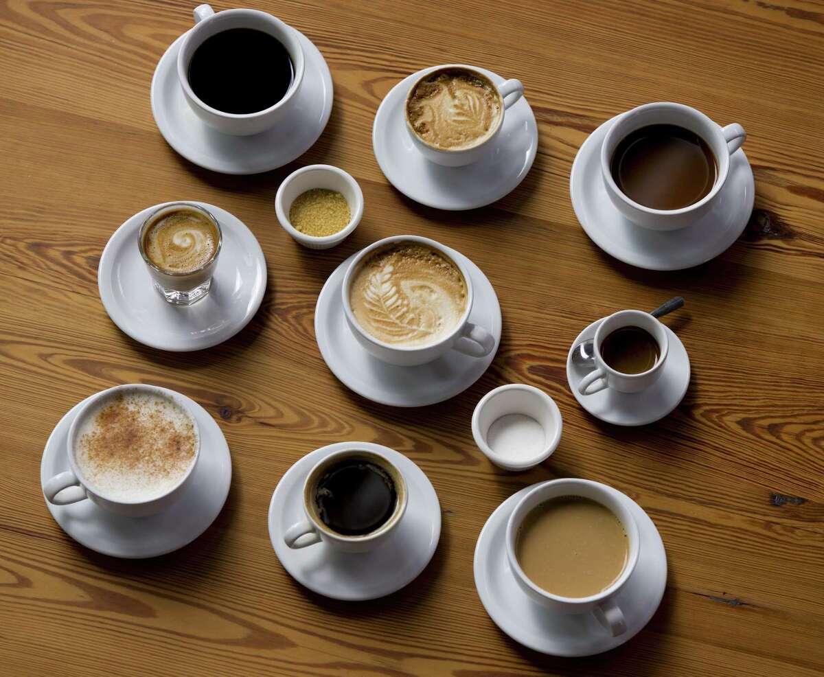 Rosella Coffee does an array of coffee drinks on Jones Avenue downtown.