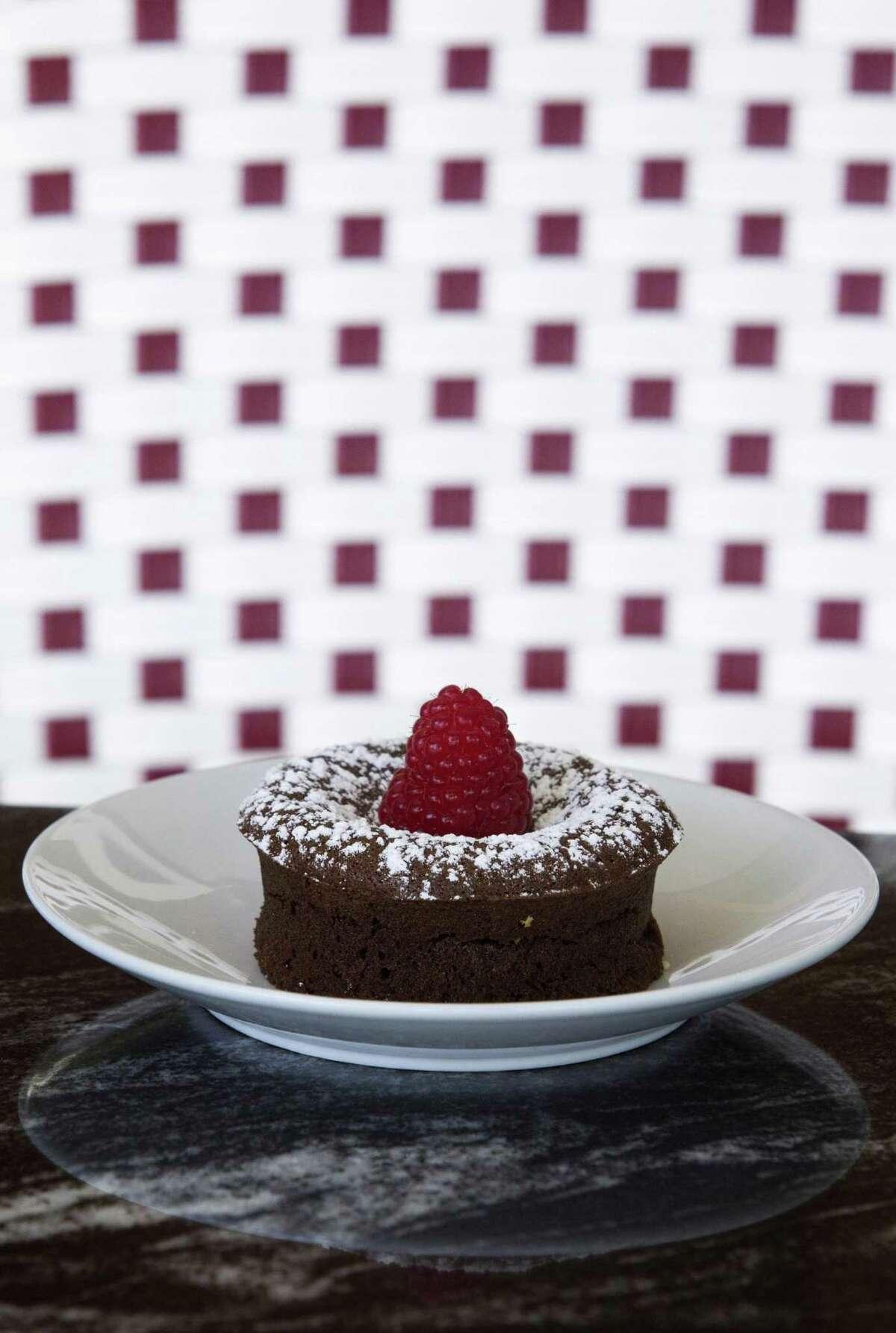 Fondant au chocolat at CommonWealth Coffeehouse and Bakery
